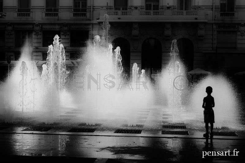 Photo fontaine