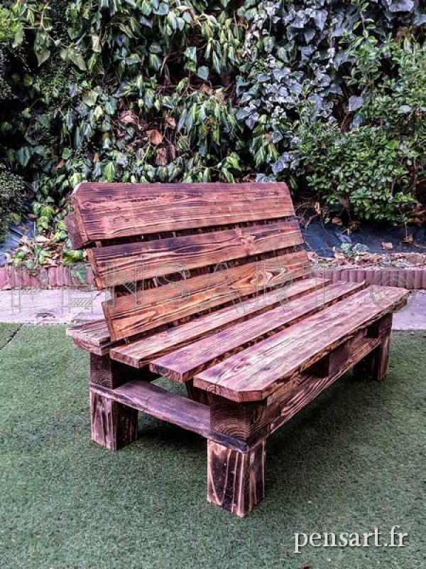mobilier-banquette en bois