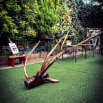 Création d'artiste- Sculpture sur bois