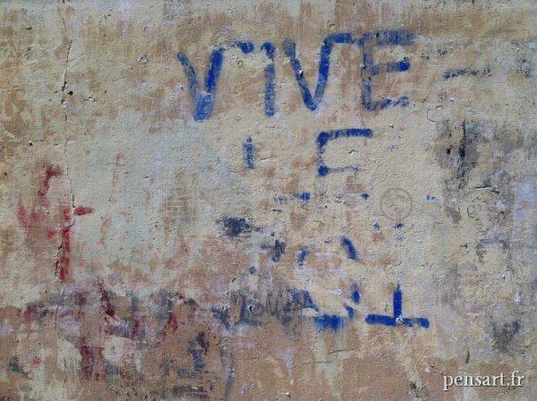 Mur de Paris- Graffiti
