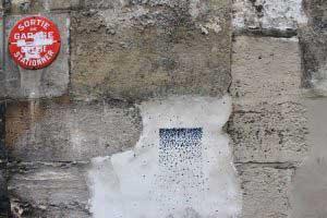 Photographie urbaine- Les murs parisiens