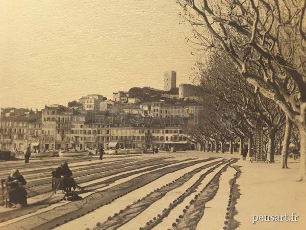 Cannes- Photo ancienne