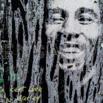 Bob Marley - Photo affiche paris