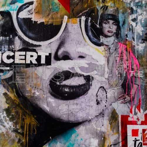 Art urbain- Vitry sur seine