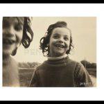 Sœurs jumelles- Photo noir et blanc