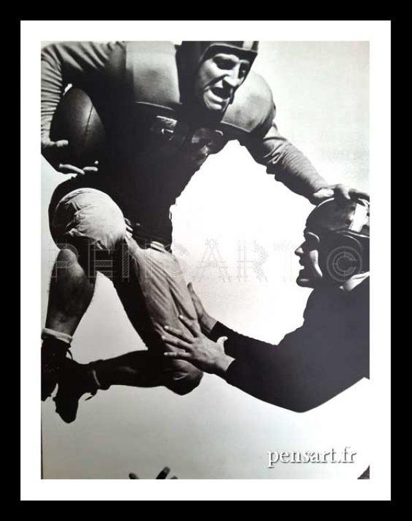 football-américain-black-stars-photo-eugene-smith