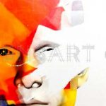 photo-affiche-dechiree-visage-colore