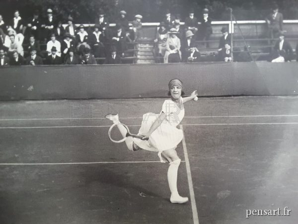 reproduction-photo-suzanne-lenglen-tennis