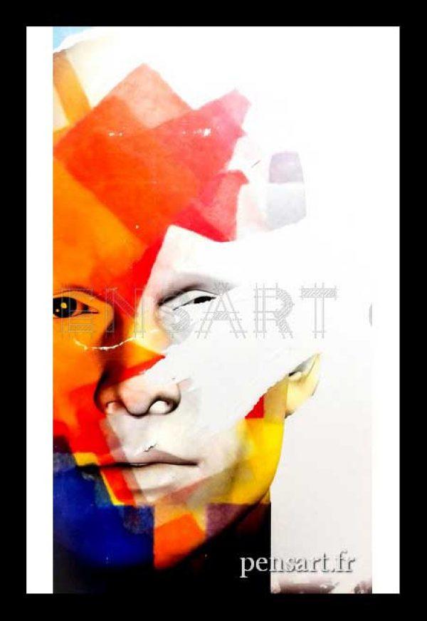 visage-peinture-art-photographie-affiche-paris