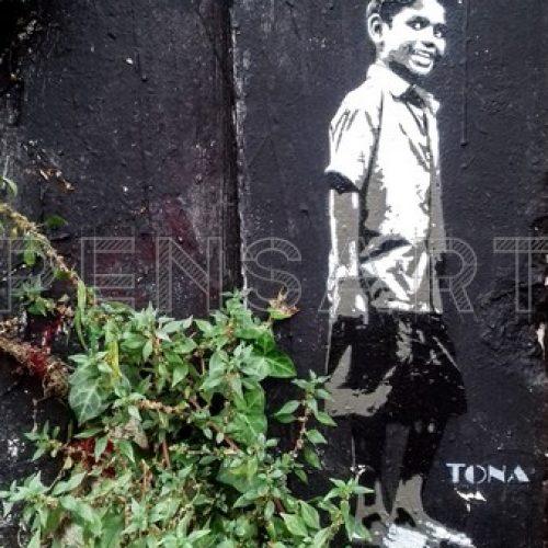 Street art- Tona