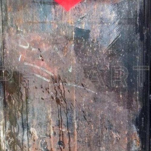 Photo street art- Le coeur