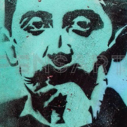 Pochoir- Proust