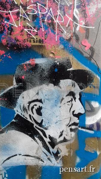 Street Art- Prévert