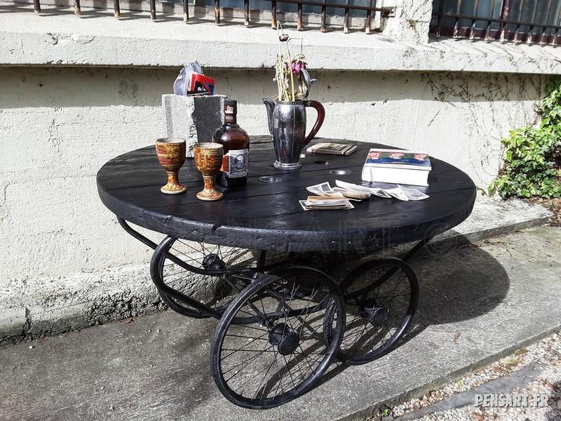 Table à manger - Touret